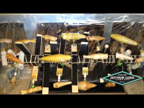 Sealing and Turning Lures | Jettson Lure Company