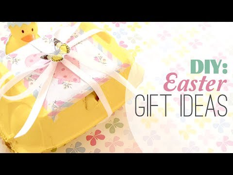 3 cute easter gift ideas for family friends diy 3 cute easter gift ideas for family friends negle Choice Image