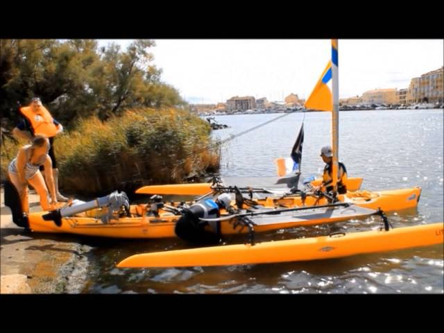 Hobie Tandem Island BEST OF THE YEAR