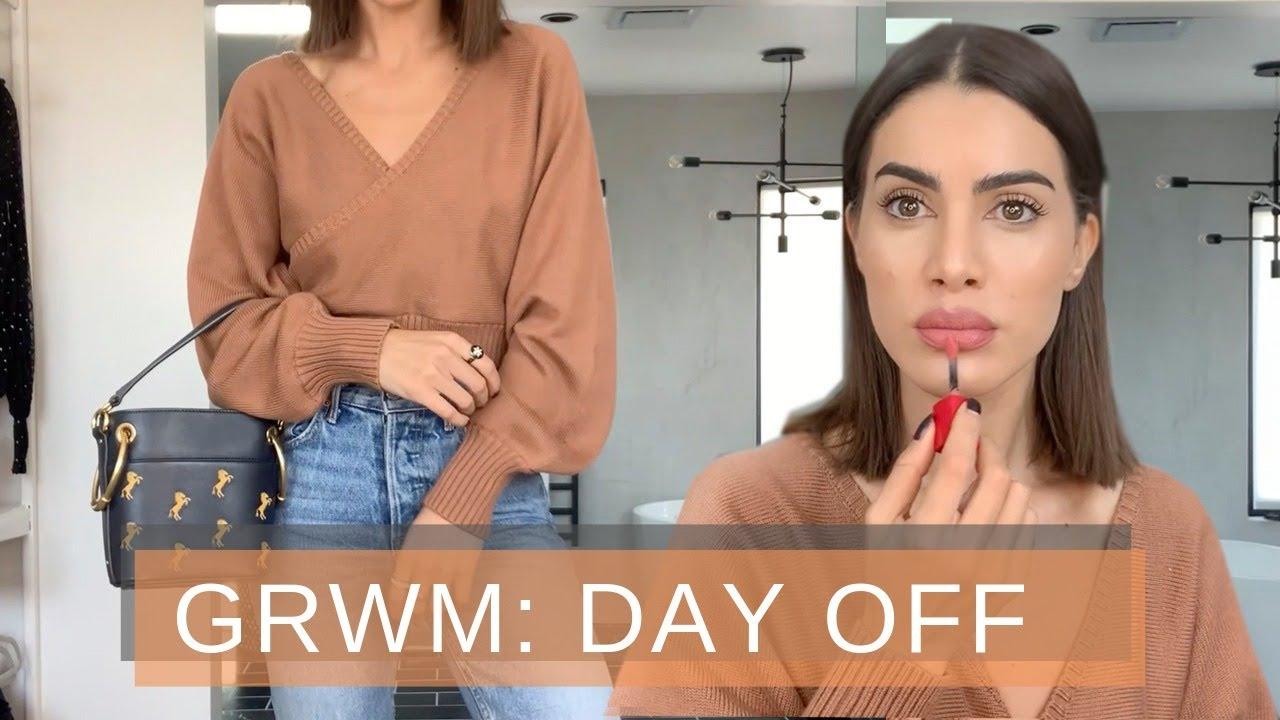 Grwm Quick Easy Day Off Makeup Youtube E seguinti, quando vou fazer um cadastro em um site aparece uma mensagem , preencha o complemento e eu não sei o que significa complemento e so da pra se cadastrar no site se. grwm quick easy day off makeup