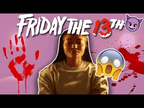 Things got freaky (Friday the 13th)