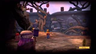 Stacking: The Lost Hobo King Gameplay Demo (PS3, Xbox 360)