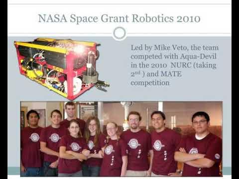 nasa space grant robotics