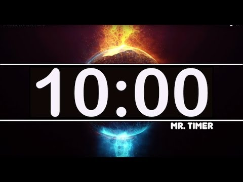 10 Minute Timer with Epic Music! Countdown Timer Online Music HD!