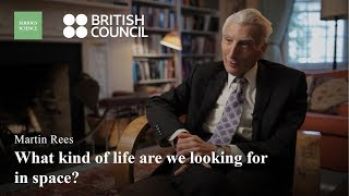 Life in Space — Martin Rees