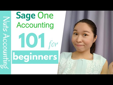Sage One Accounting Training - Introduction To Sage One Accounting For Beginners (2019)