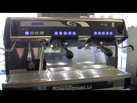 Crew Review: Nuova Simonelli Aurelia Commercial Espresso Machine