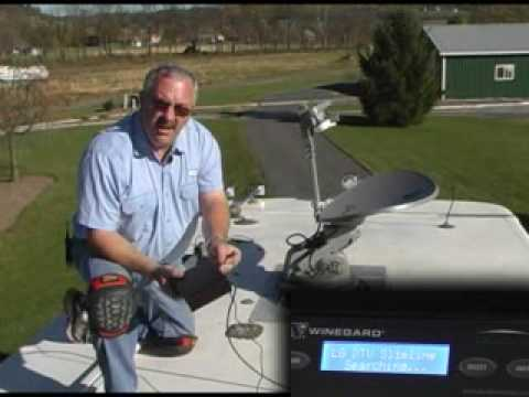 winegard trav'ler install and demo video youtube  winegard trav'ler install and demo video