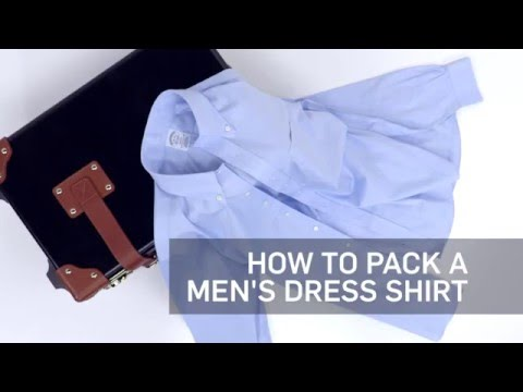 how-to-pack-a-men's-dress-shirt-|-travel-+-leisure