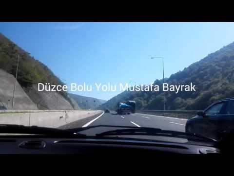 Düzce Bolu Yolu Mustafa Bayrak