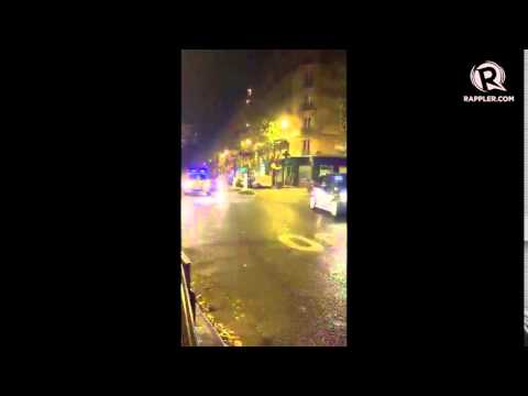 Aftermath of Paris terror attacks, 13 November 2015