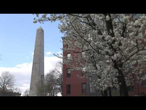 Boston Bunker Hill Battle Monument Breed's Hill National Historical Park American Revolutionary War