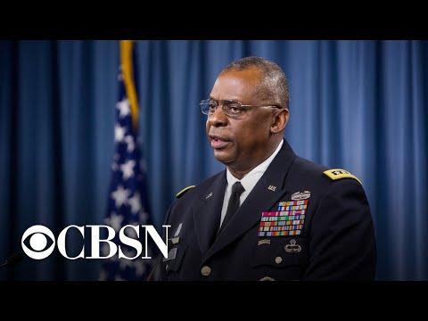 What we know about retired Gen. Lloyd Austin, Biden's choice for defense secretary