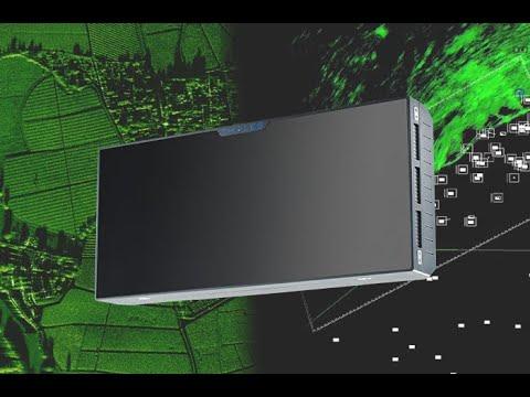 AirMaster C, the lastest Airborne Surveillance Radar - Thales