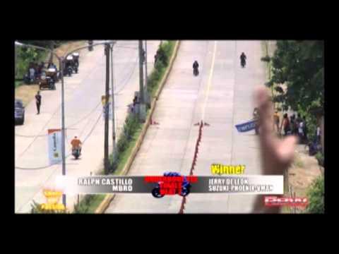 2013 Suzuki Raider Breed Wars - Pagadian Leg - UnderBone 115 Category (The Racing Line TV)