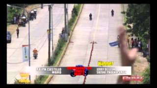 2013 Suzuki Raider Breed Wars - Pagadian Leg - UnderBone 115 Category (The Racing Line TV)