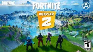 Fortnite CHAPTER 2 SEASON 1 LIVE NOW! NEW SEASON 11 MAP Gameplay (Fortnite Battle Royale LIVE)