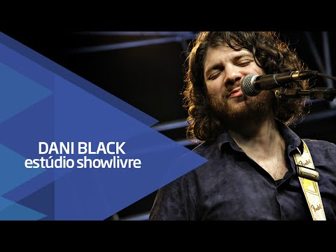 """U"" - Dani Black no Estúdio Showlivre 2016"