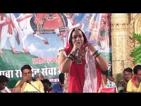 Asha vaishnav live II karni mata bhajan II IN BIKANER II