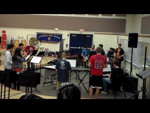 Lynnfield High School Funk Band - Sir Duke
