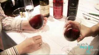 Wine Tasting With A Sommelier