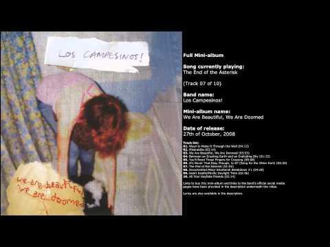 Los Campesinos! - We Are Beautiful, We Are Doomed (Full Mini-album) Mp3