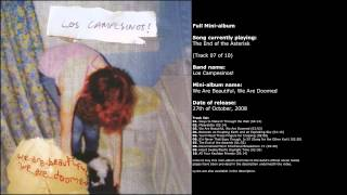 Los Campesinos! - We Are Beautiful, We Are Doomed (Full Mini-album)