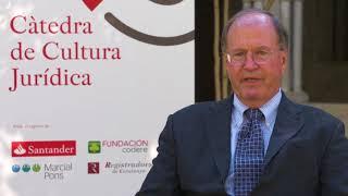 Ronald Allen, ponente Congreso Mundial sobre Razonamiento Probatorio