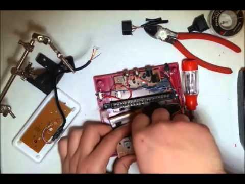 Make a nes handheld