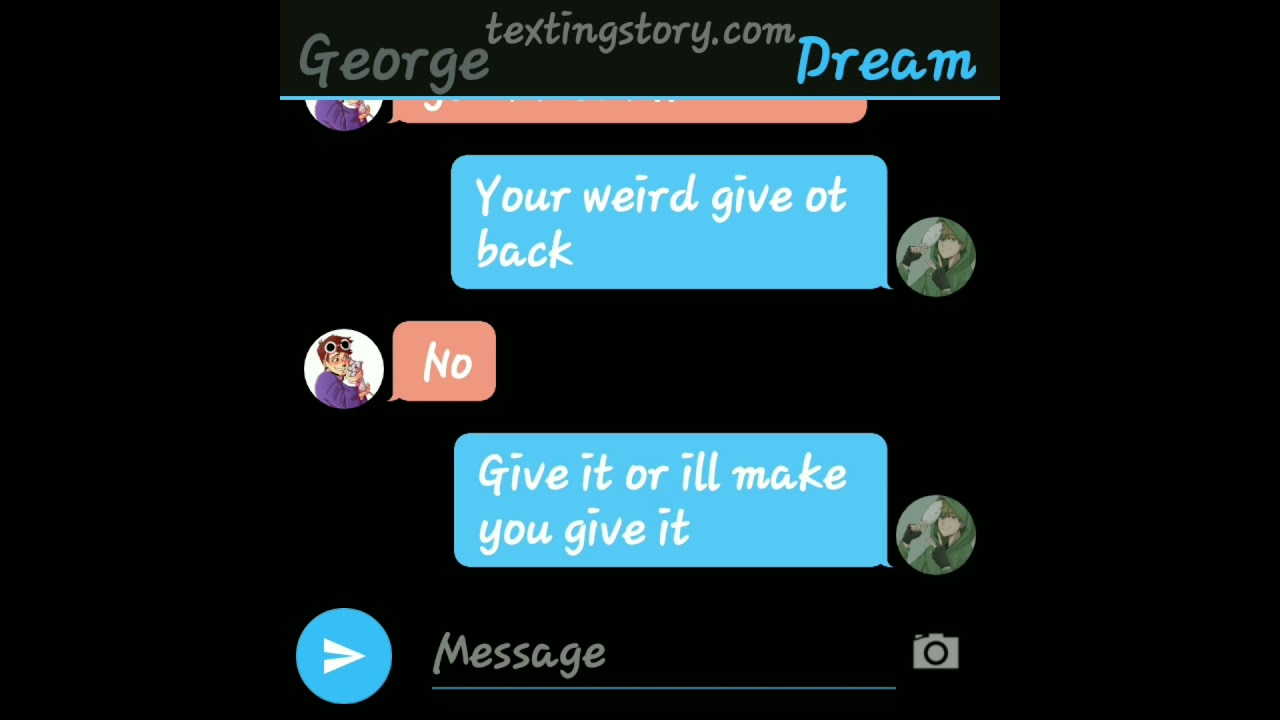 Download dreamnotfound texting story part 10