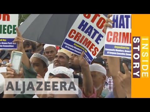 Is President Donald Trump to blame for a rise in hate crimes?