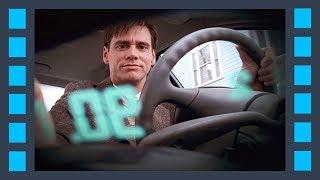 """Шоу Трумана - Сцена 2/7 """"Смени частоту!"""" (1998) HD"""