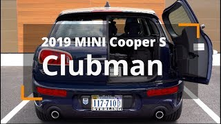Cars - ShortVid | 2019 MINI COOPER CLUBMAN | 4K