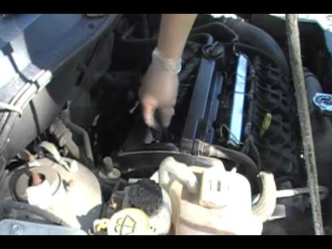 Change Spark Plugs In A Dodge Caliber 15 Minutes Or Less