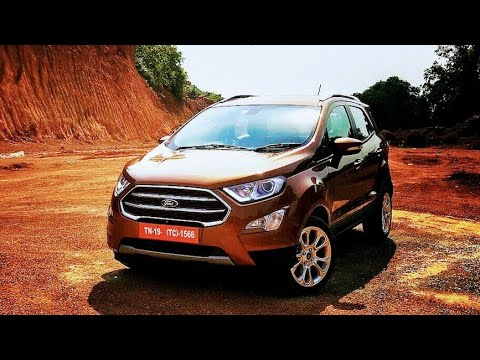 2018 New Ford EcoSport Titanium Plus Variant Features and Specifications!!