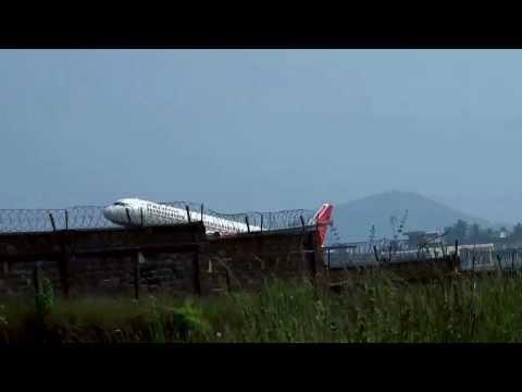 Air India Flight Take Off  (30p)