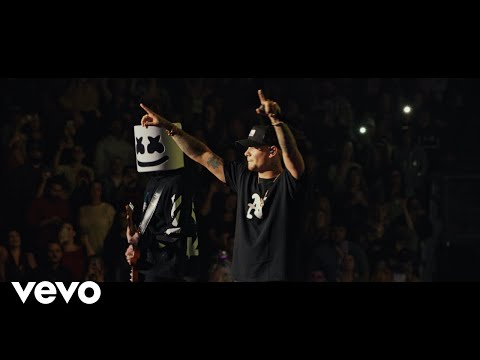 Kane Brown, Marshmello - One Thing Right (Live from Los Angeles)