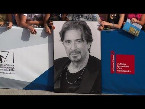 Mostra de Venise: Al Pacino sur le tapis rouge