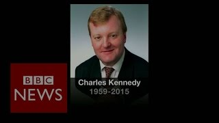 Charles Kennedy's life in politics - BBC News