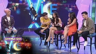 GGV: Andre Yllana, Leila Alcasid, Angelina Cruz, and Iñigo Pascual show their talents on GGV stage