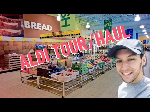 Aldi Tour/Haul - Feb. 2017 🤑