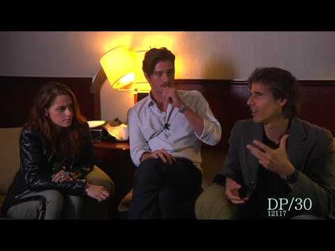 DP/30 @ TIFF 2012: On The Road, director Walter Salles, actors Kristen Stewart, Garrett Hedlund