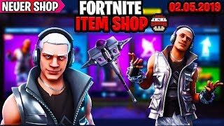 💥NEU!🛒HEUTIGER FORTNITE SHOP vom 02.05 🛒 FORTNITE Item Shop von Heute 02 MAI 2019