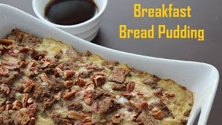 [paleo Cooking] Bread Pudding Breakfast Bake