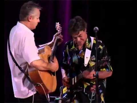 Tommy Emmanuel, Phil Emmanuel play The Shadows