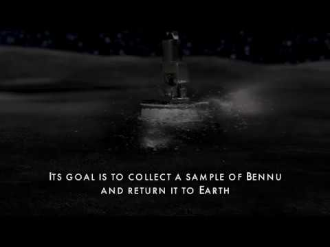 OSIRIS-REx - A Slingshot from Earth to Asteroid Bennu