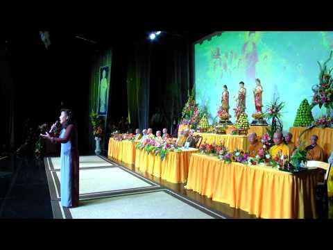 Noi niem xa su Chau Thanh Ngoc Huyen Chau