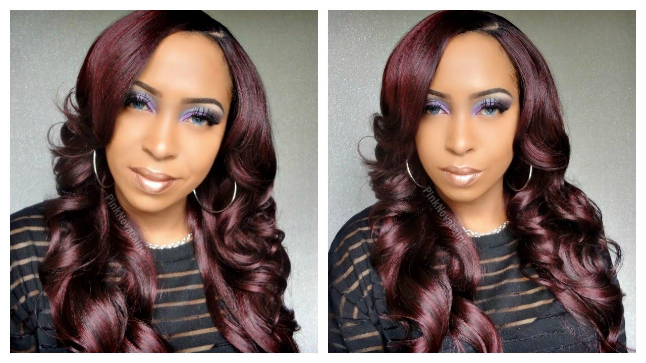 Hair Topic Mega Lace 122 Wig Newyorkhairmall Youtube