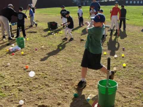 VCA 2008 Baseball Clinic