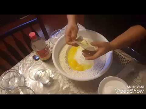 Cómo hacer  pan casero delicioso y esponjoso receta completa....preparación y horneado